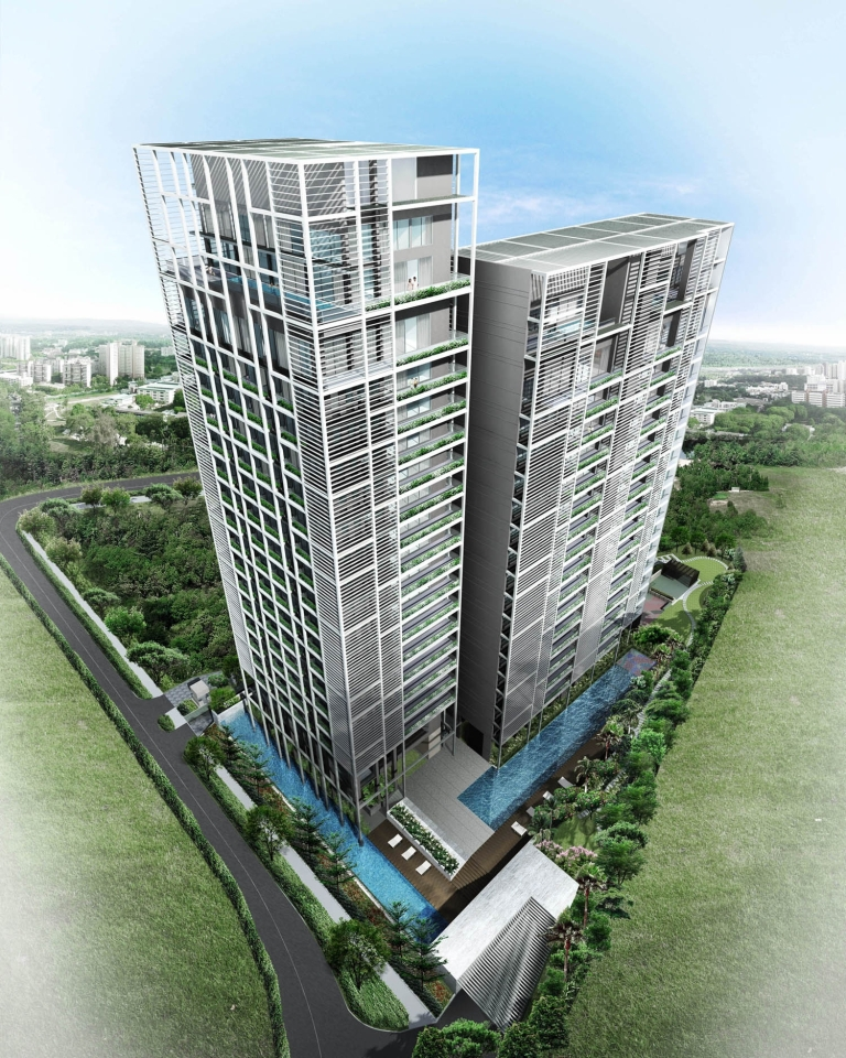 Urban Resort Condominium singapore