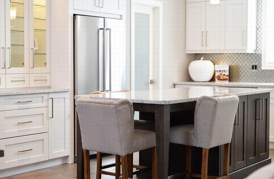 Minimalista stílus a konyhában