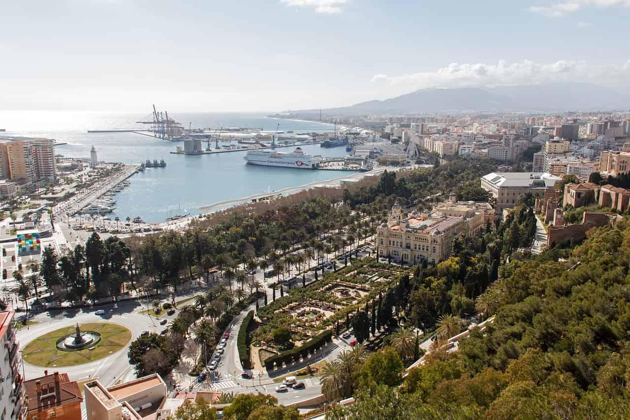 Málaga látnivalók